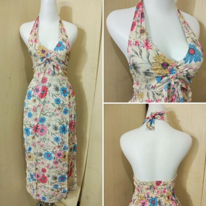 dress panjang bali