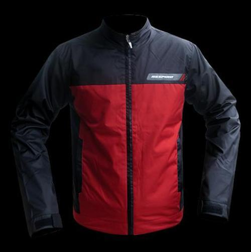 Jaket Respiro Essenzo Sporto R1 - Black Red