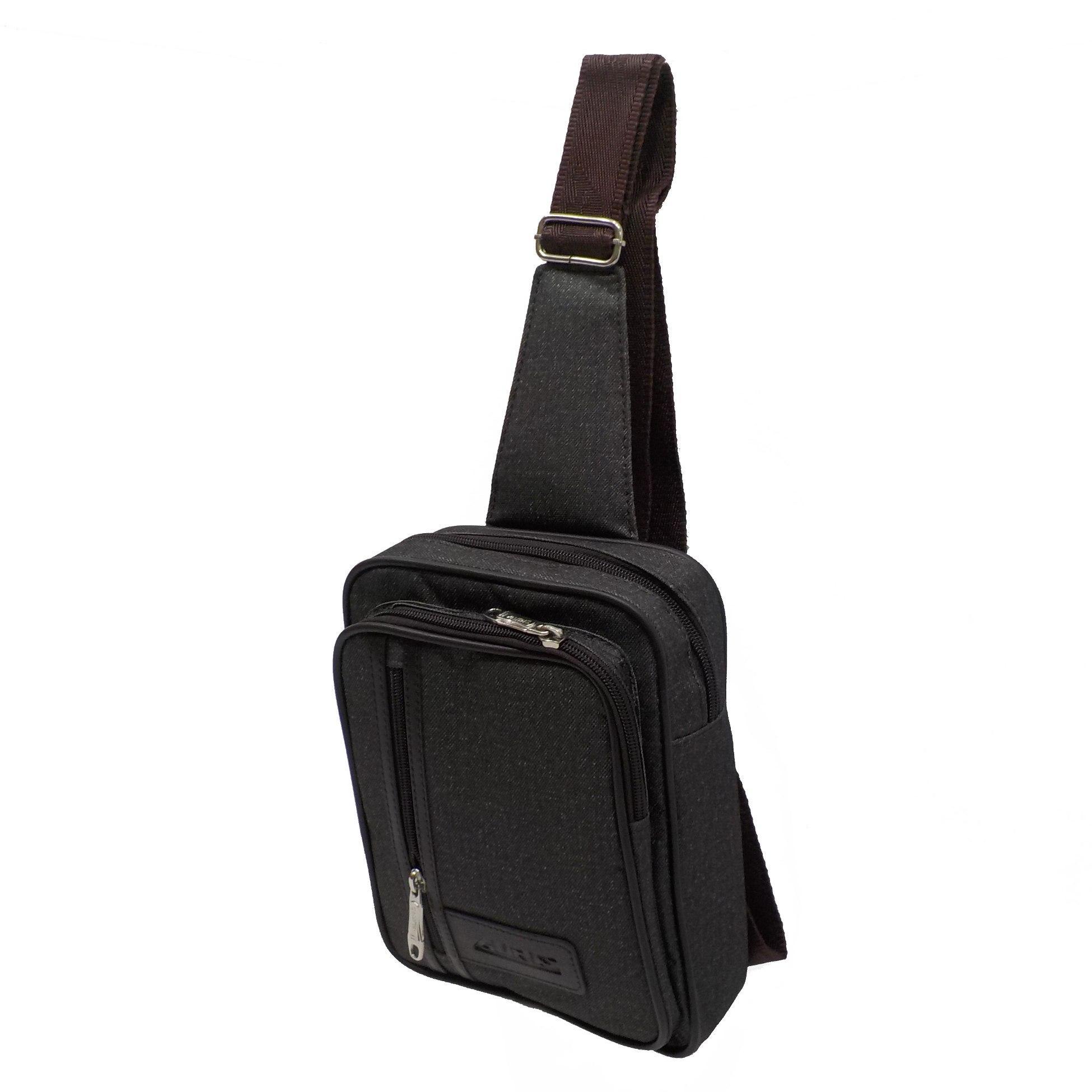 Auris Tas sling Bag 245201 - COKLAT