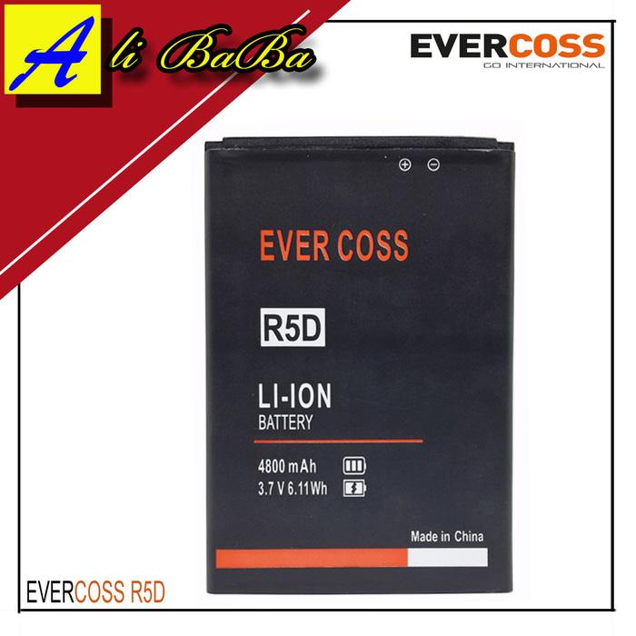 Baterai Handphone Evercoss R5D Winner Y Style Dobel Power Original OEM