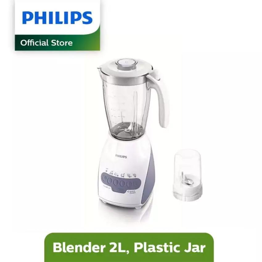 Philips HR 2115 Blender Tango Plastik - Putih