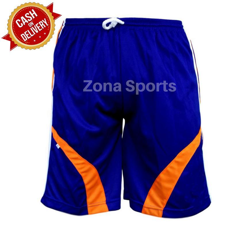 Zona Sports Celana Pendek Olahraga Pria Outdoor / Celana Training Pendek Bola Joging / Celana Futsal