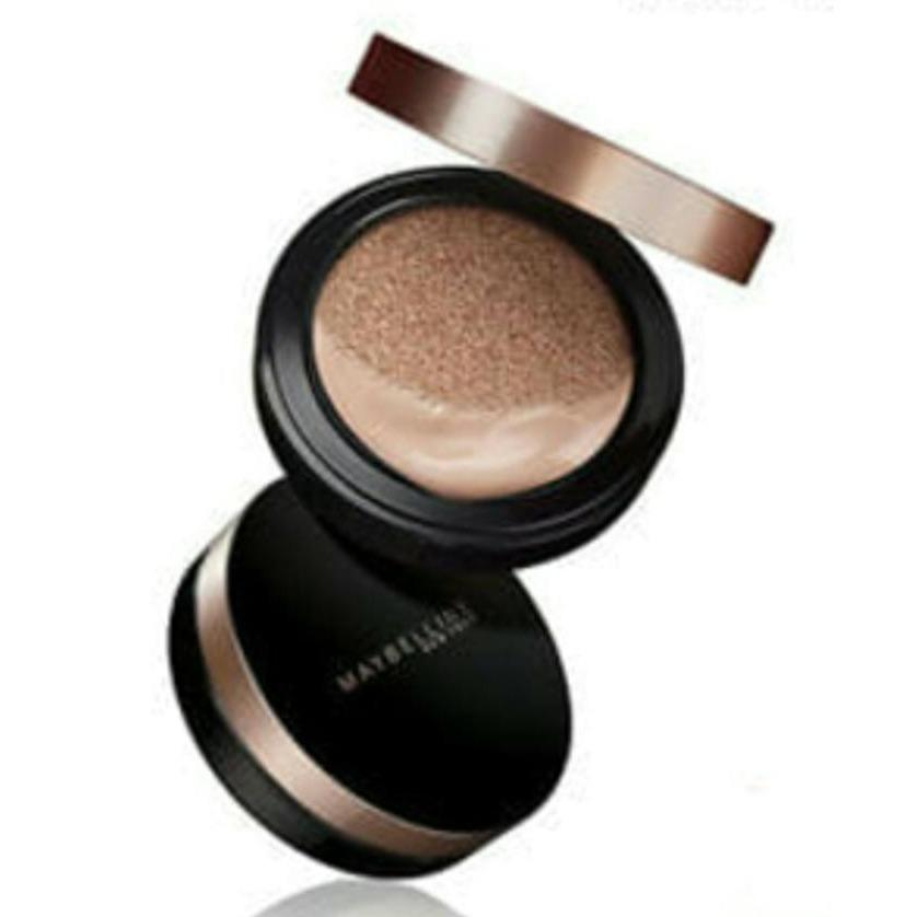 Maybelline Super BB Cushion Ultra Cover Cushion SPF 50+ PA+++ Refill + Puff - Natural Beige