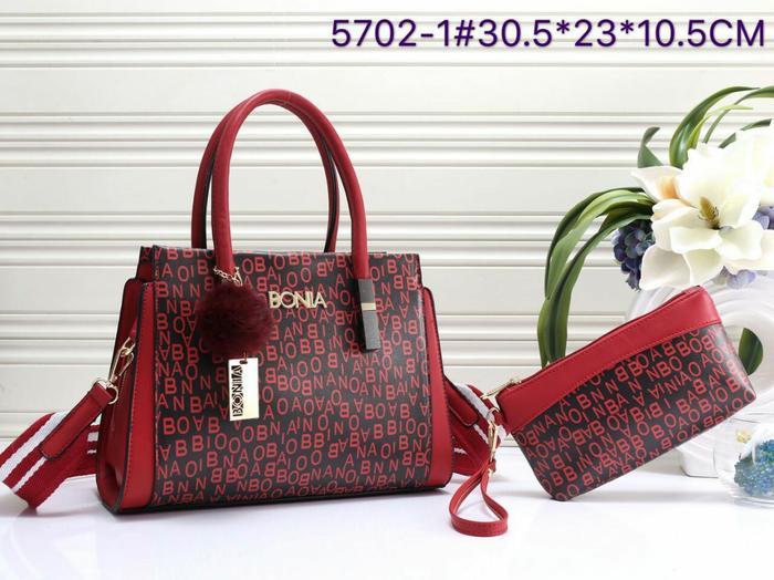 TAS WANITA BRANDED IMPORT BONIA 5702-1 MURAH