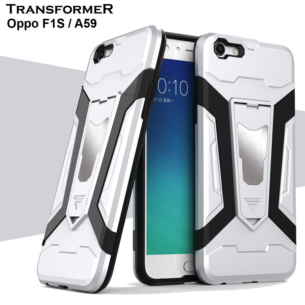 Case Anticrack Anti Crack Shock Benturan Elegant Softcase For Oppo Fuze F1 S A59 Putih Rp 27550