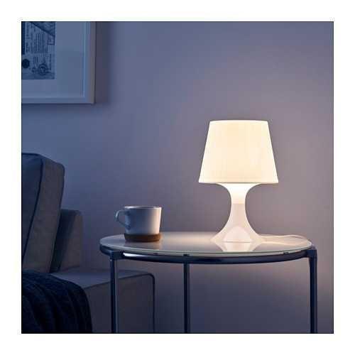 IKEA LAMPAN - Lampu Meja / Lampu Kamar / Lampu Hias Minimalis