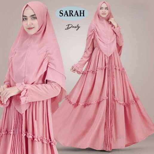 Gamis Sarah Syari