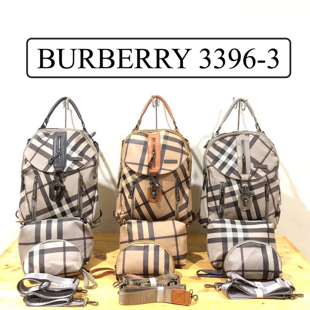 Tas Import Branded BURBERRY 3in1 Super (Kode 3396-3)