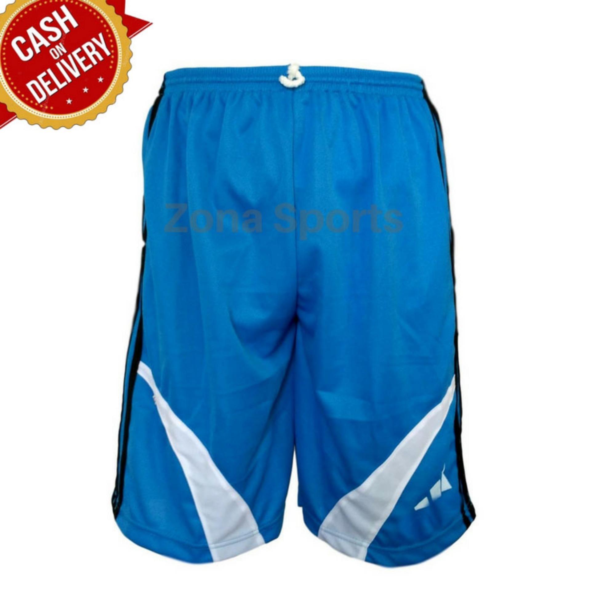 Harga Celana Pendek Olahraga Pria Termurah November 2018 Bahan Bagus Kolor Nyaman Dipakai Zona Sports Outdoor Training Joging Futsal Sepakbola Fitness Gym