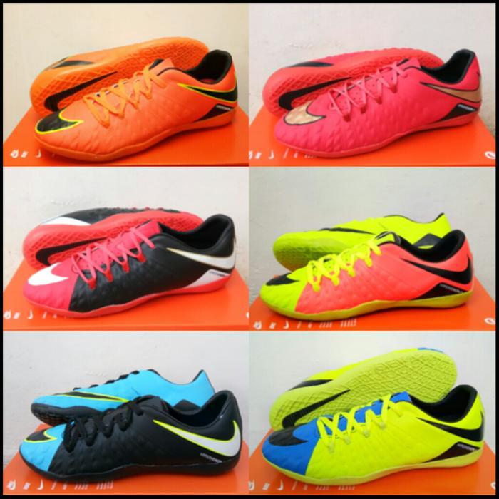Sepatu Futsal Nike Hypervenom Komponen Ori Terbaru