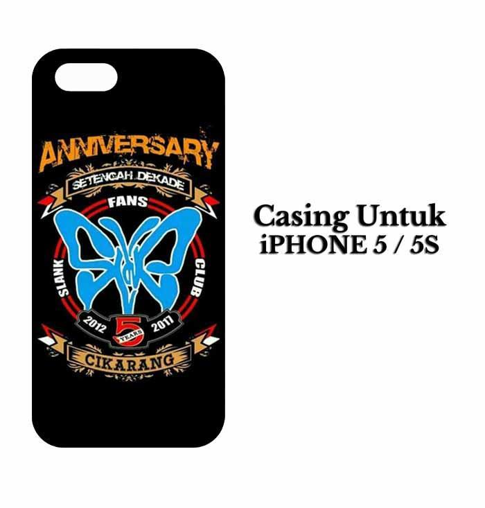 Casing IPHONE 5S SLANK CIKARANG Hardcase Custom Case Se7enstores
