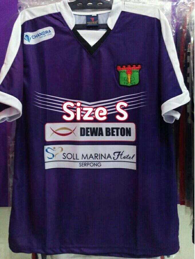 jersey Persita Tangerang home 2015 merk multisport