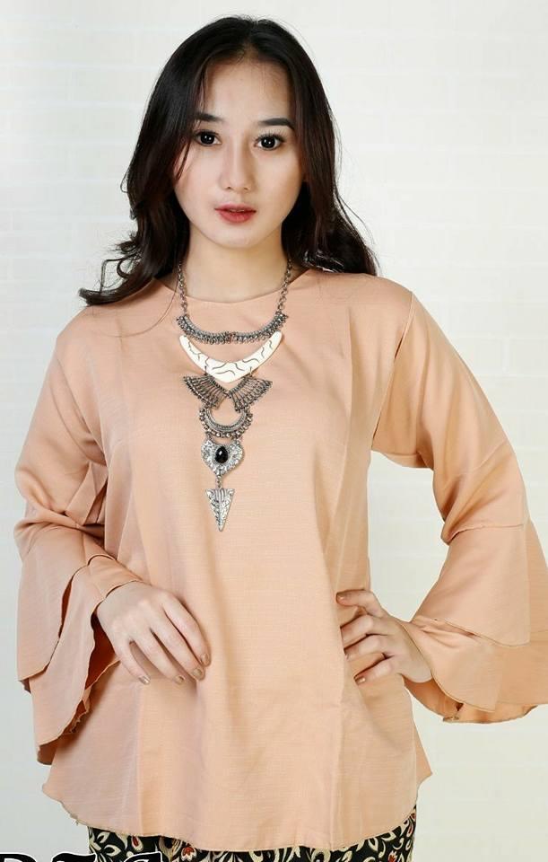 atasan kebaya modern terbaru- kebaya kartini -kebaya wisuda -kutu baru-gamis - tunik - baju batik wanita