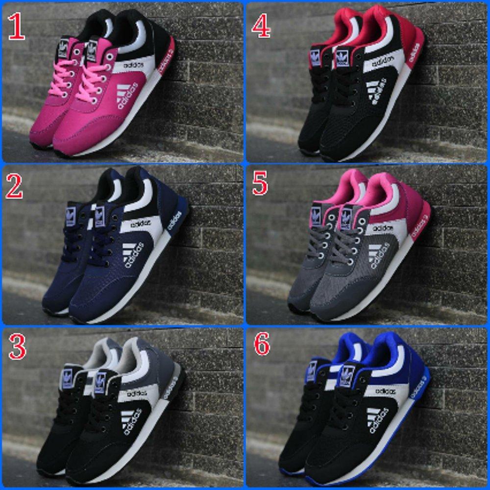 Promo Sepatu Sport Adidas Stan Smith Lady Import Series (Sepatu Sport Anak/wanita/pria/sekolah/olahraga/sport/basket/tennis) Diskon