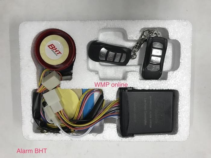 Alarm Motor BHT - FjqL7x
