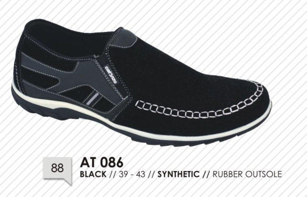 Sepatu Sneakers Pria (Sepatu Distro Sepatu Casual) CATENZO AT 086 Pams Berkah