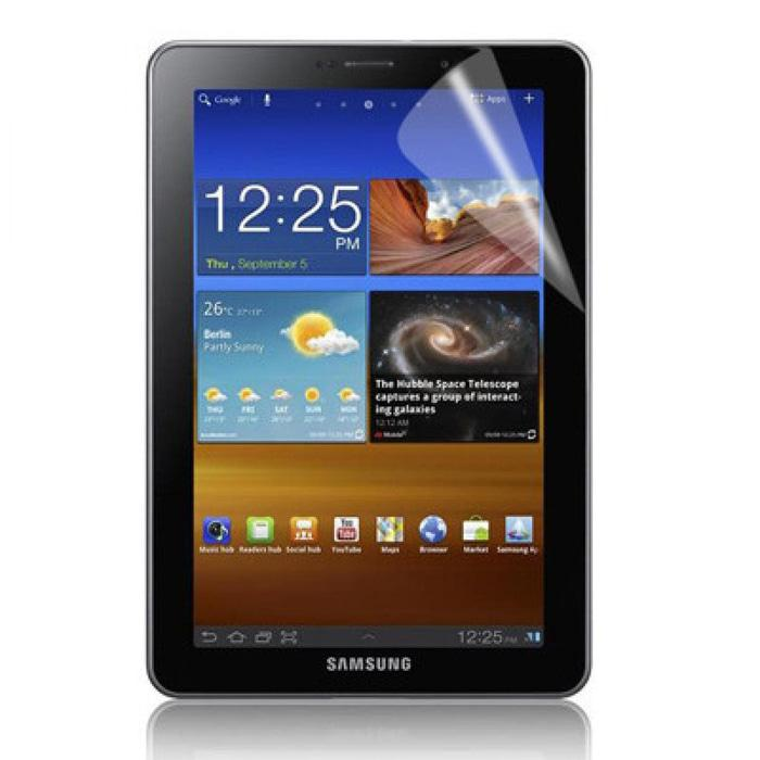 Professional LCD Screen Protector For Samsung Galaxy Tab 7.7 Inch