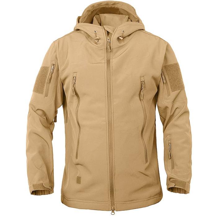 Jaket Outdoor / TAD Jaket Militer / Jaket Pendaki Waterproof Anti Air - Phyton Mandrake, S - ggsgFA