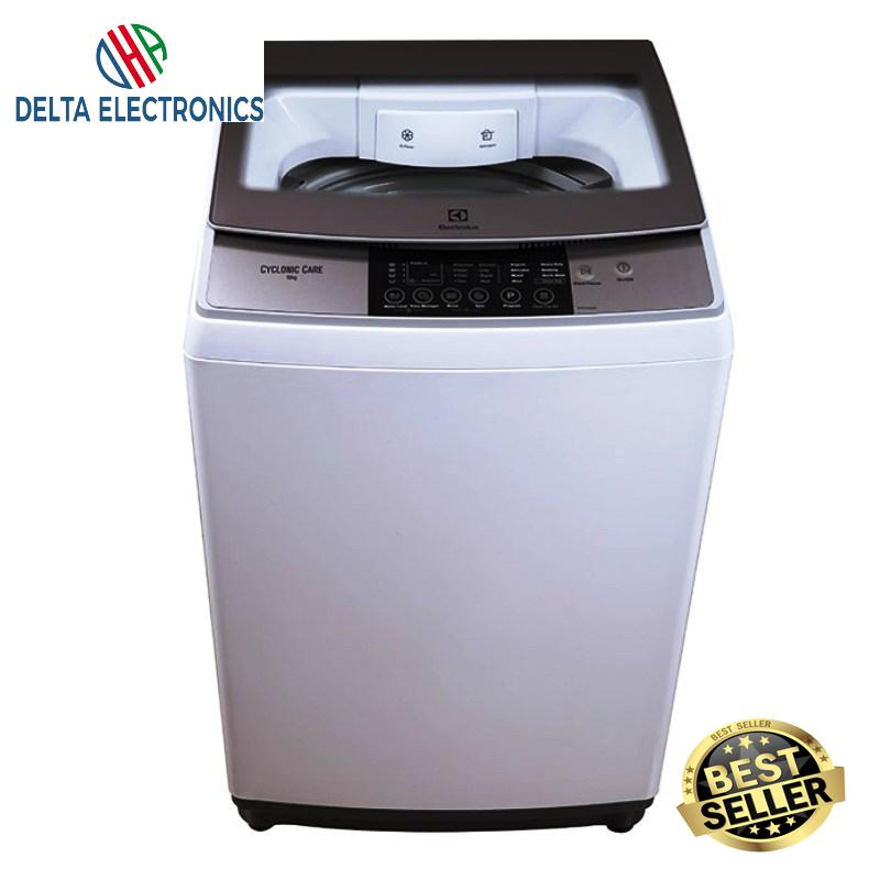 Electrolux EWT905WN Mesin Cuci Top Loading 9Kg