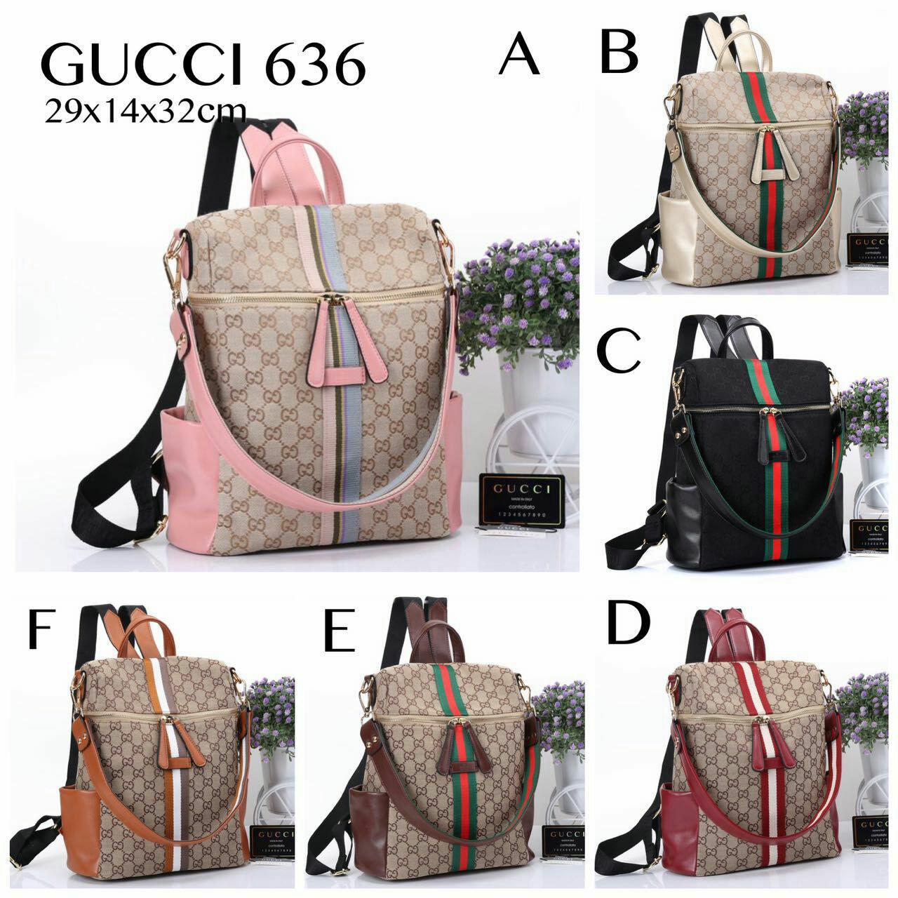 Multyfungsi Backpack 636#A364