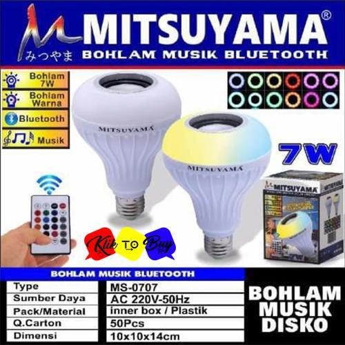 List Harga Bohlam Lampu Led Musik Bluetooth Speaker