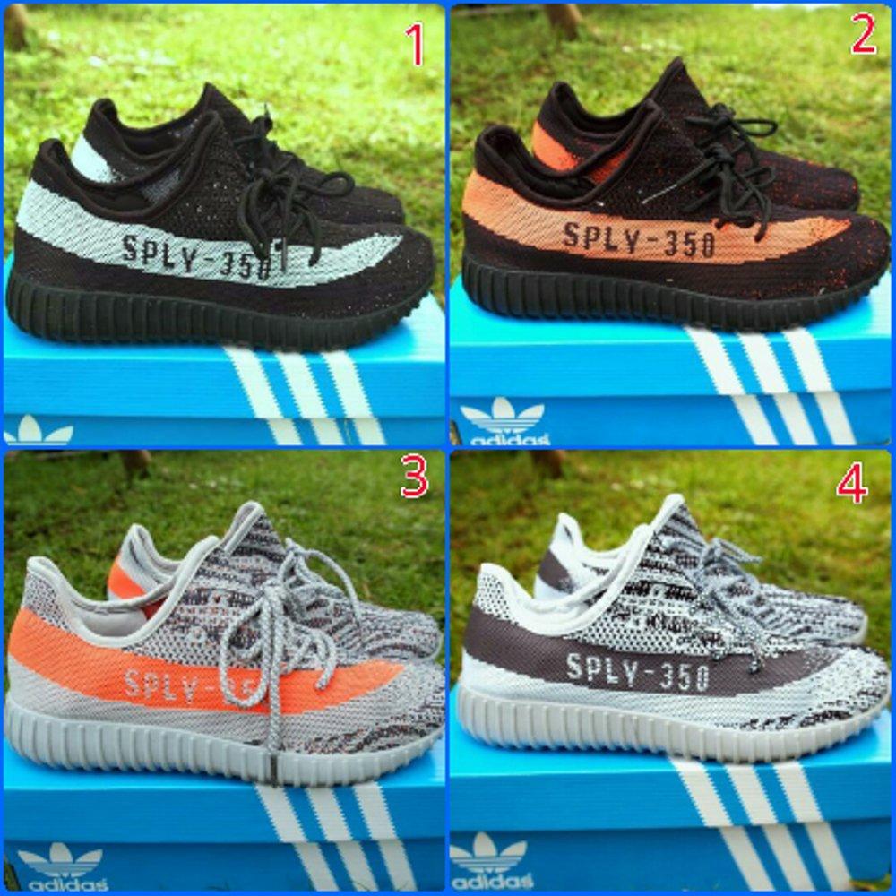 Promo Sepatu Adidas YZY Import Diskon