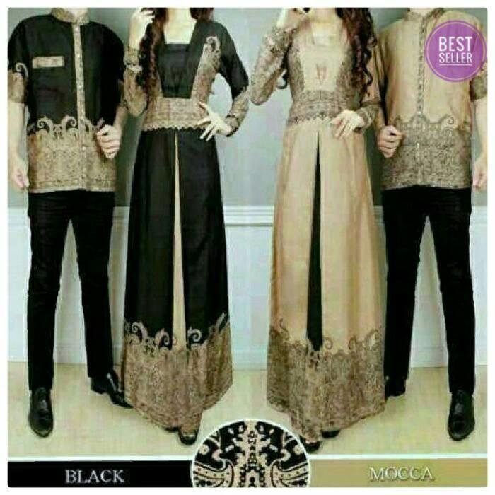 couple baju muslim  couple elegan batik  Baju Muslim Baju Muslim Pria Baju 57af8d9ecd