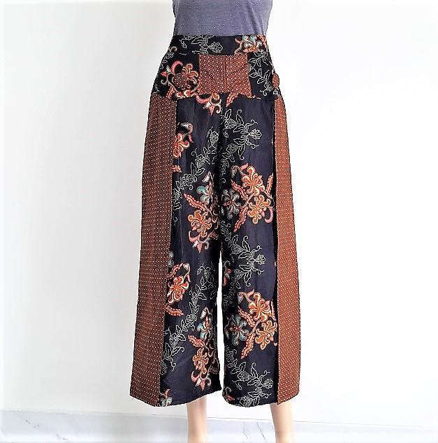 pitakita Celana Batik Kulot Panjang Kimberly K03