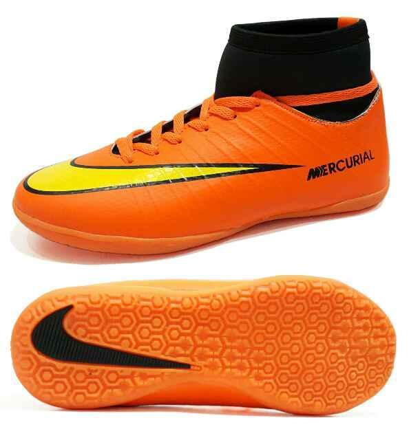 Promo Nike Mercurial Sepatu Pria Olahraga Futsal Running Sepatu Futsal #1 Fashion