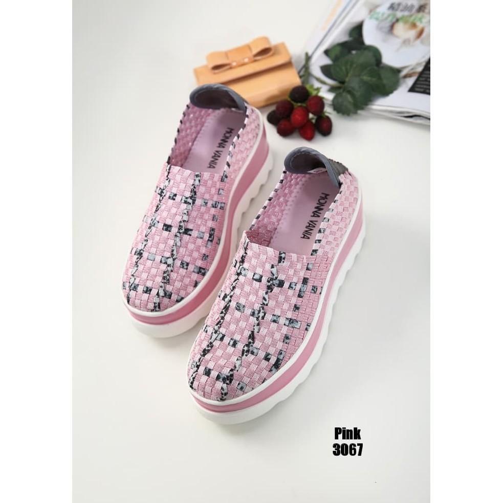 Sepatu Wanita SEPATU MURAH WANITA  BATAM  Monna Vania AC 3067