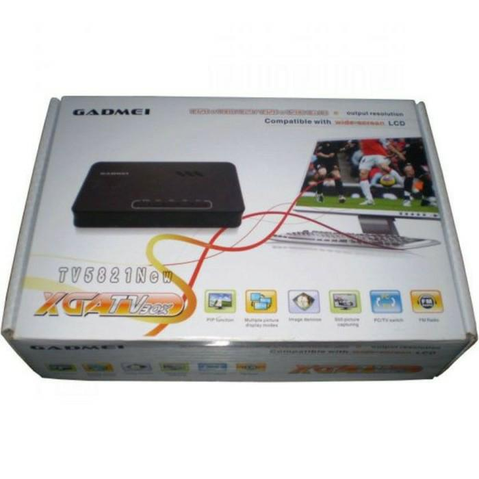 TV TUNER GADMEI 5821 New