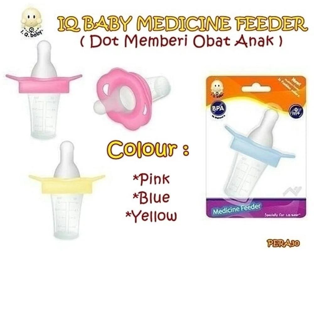 Features Alat Bantu Minum Obat Bayi Anak Medicine Dropper Baby Pipet Susu Iq Feeder Dot Tempat Bb Iq84