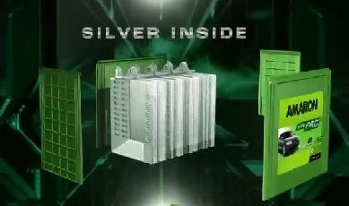 Silver Inside - SilvenX Alloy .