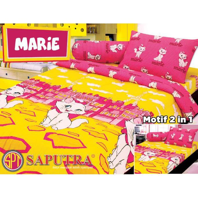 Saputra Single 120x200 Motif Bayern Munchen Daftar Harga Source · SPREI SAPUTRA SINGLE 120 X 200