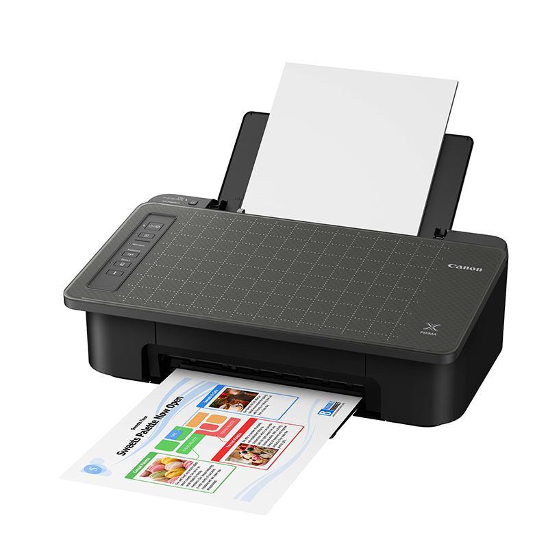 Printer Canon PIXMA TS307, Cetak dan Copy dari Smartphone