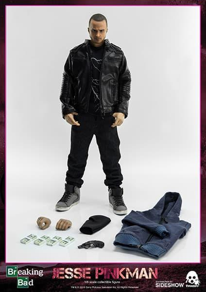 BEST SELLER!!! ThreeZero Breaking Bad - Jesse Pinkman - BuKNZI