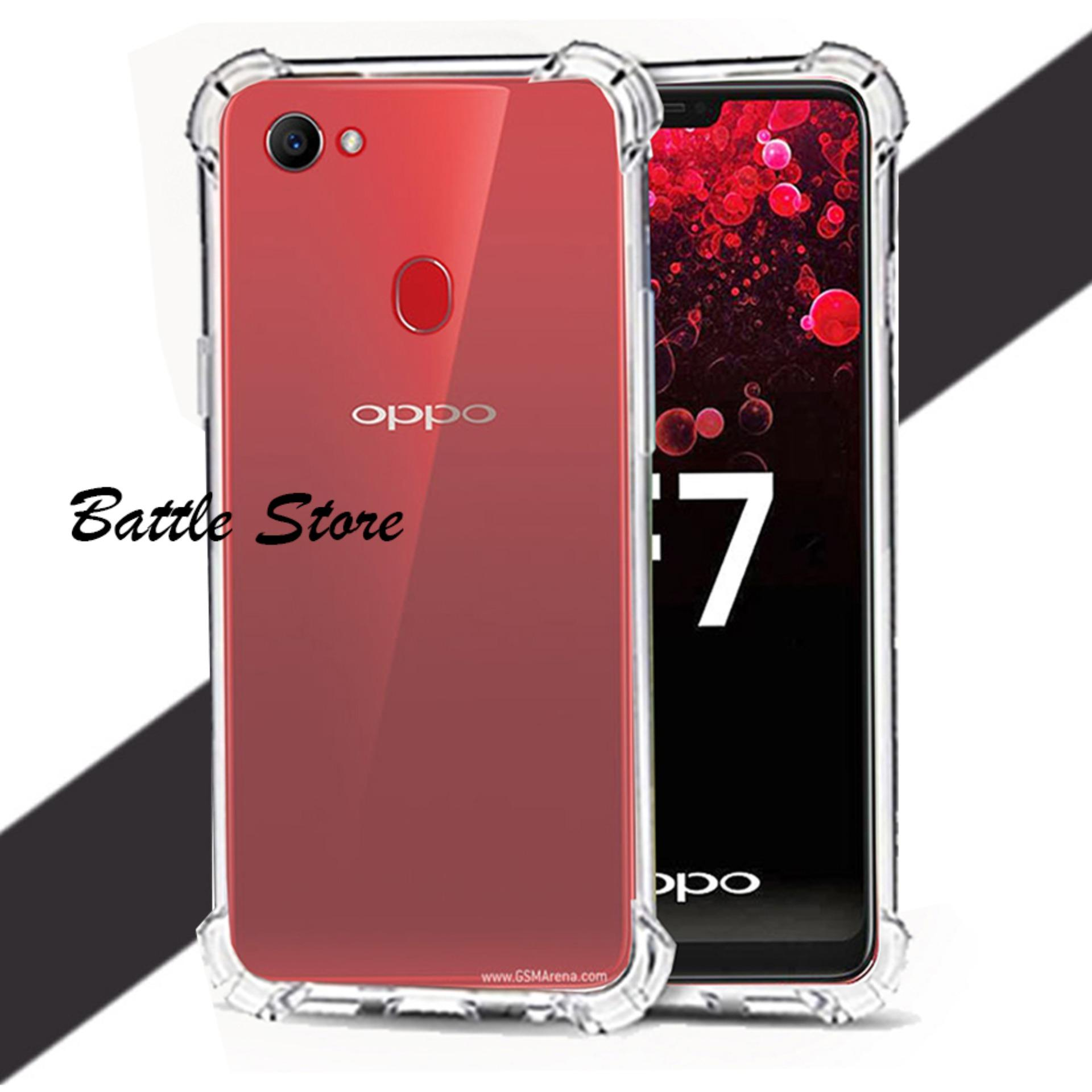 Buy Sell Cheapest Oppo F7 Solar Best Quality Product Deals Log On Anti Shock Screen Protector Gores F5 Depan Case Crack Elegant Softcase For 2018 Bening