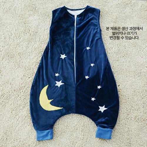 Kantong Tidur Bayi Set Pakaian Bayi Amplop untuk Bayi Baru Lahir Tidur Lucu Yang Dapat Membuat Orang Yang Melihatnya Tertawa Terbahak-bahak atau Justru Kesal Karena Merasa Kartun Tas Fashion Bayi Set Tempat Tidur Bayi-Biru-ต่างประเทศ