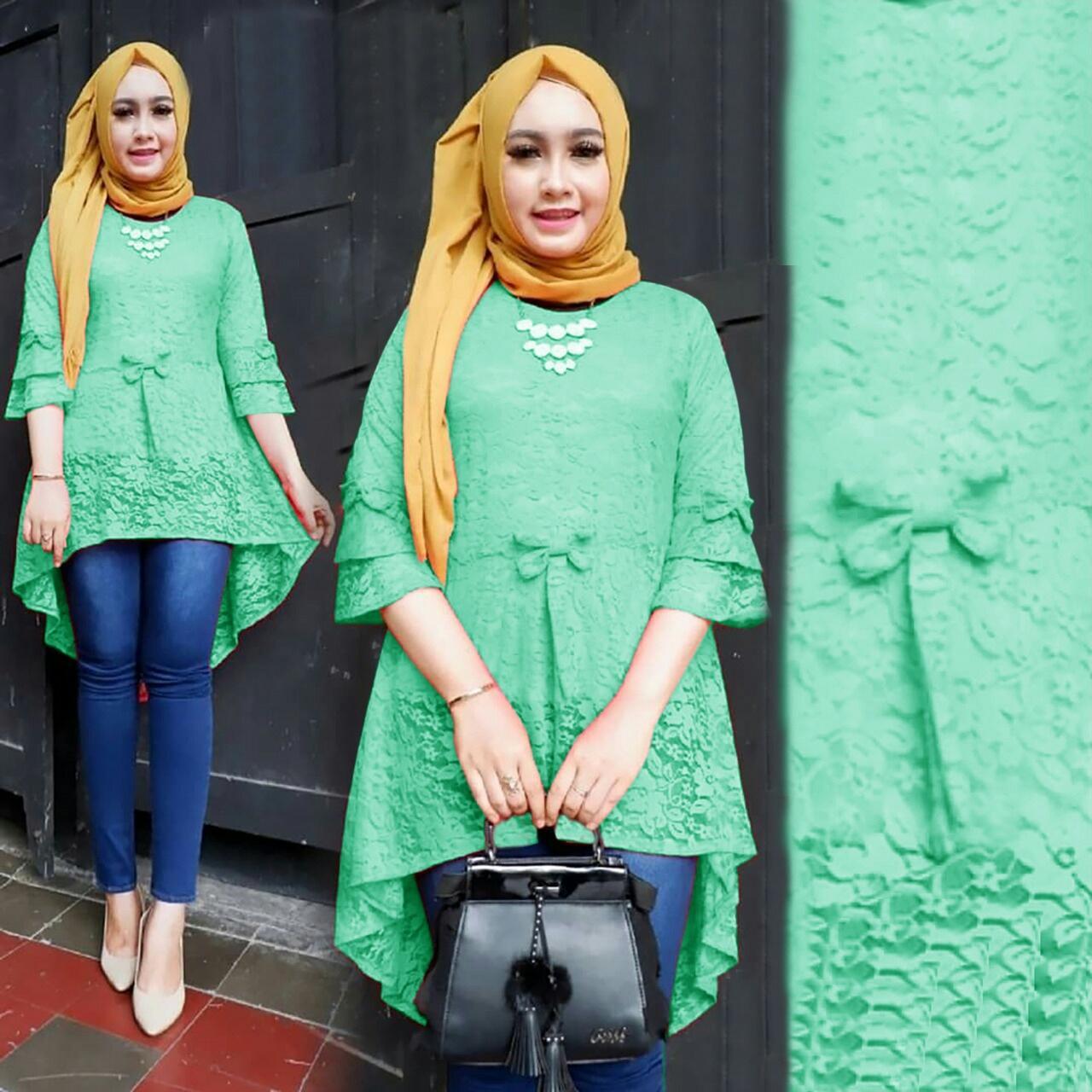 J&C ROC_Tunik Aisyah / Tunik wanita / Fashion wanita