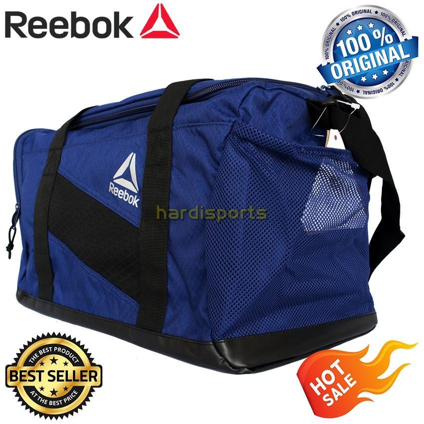 Tas Jinjing / Team Bag Reebok Act Enh Grip 32L BQ4821 - Blue