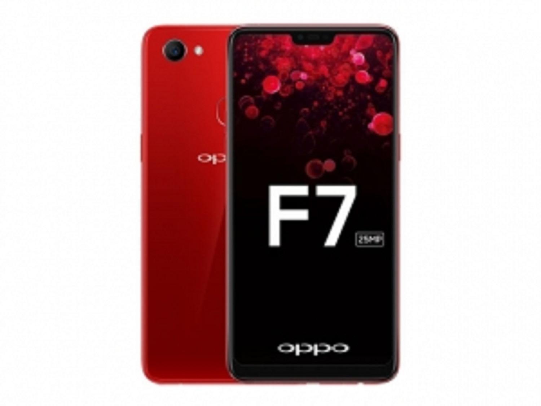 HP OPPO F7 4/64