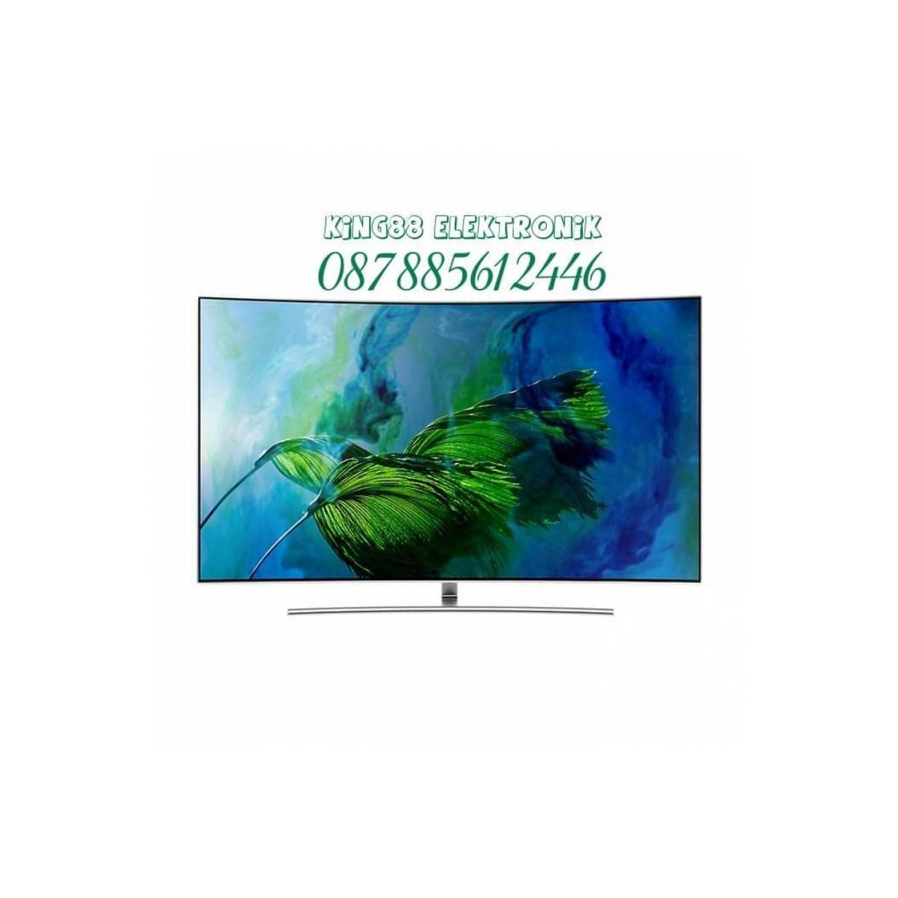 SAMSUNG QLED UHD 4K SMART TV CURVED Q LED 55 INCH 55Q8C QA55Q8C