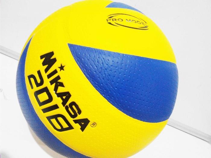 Bola Volly Volley Ball Mikasa MVA300 2018 Official KW SUPER - ONm6HG
