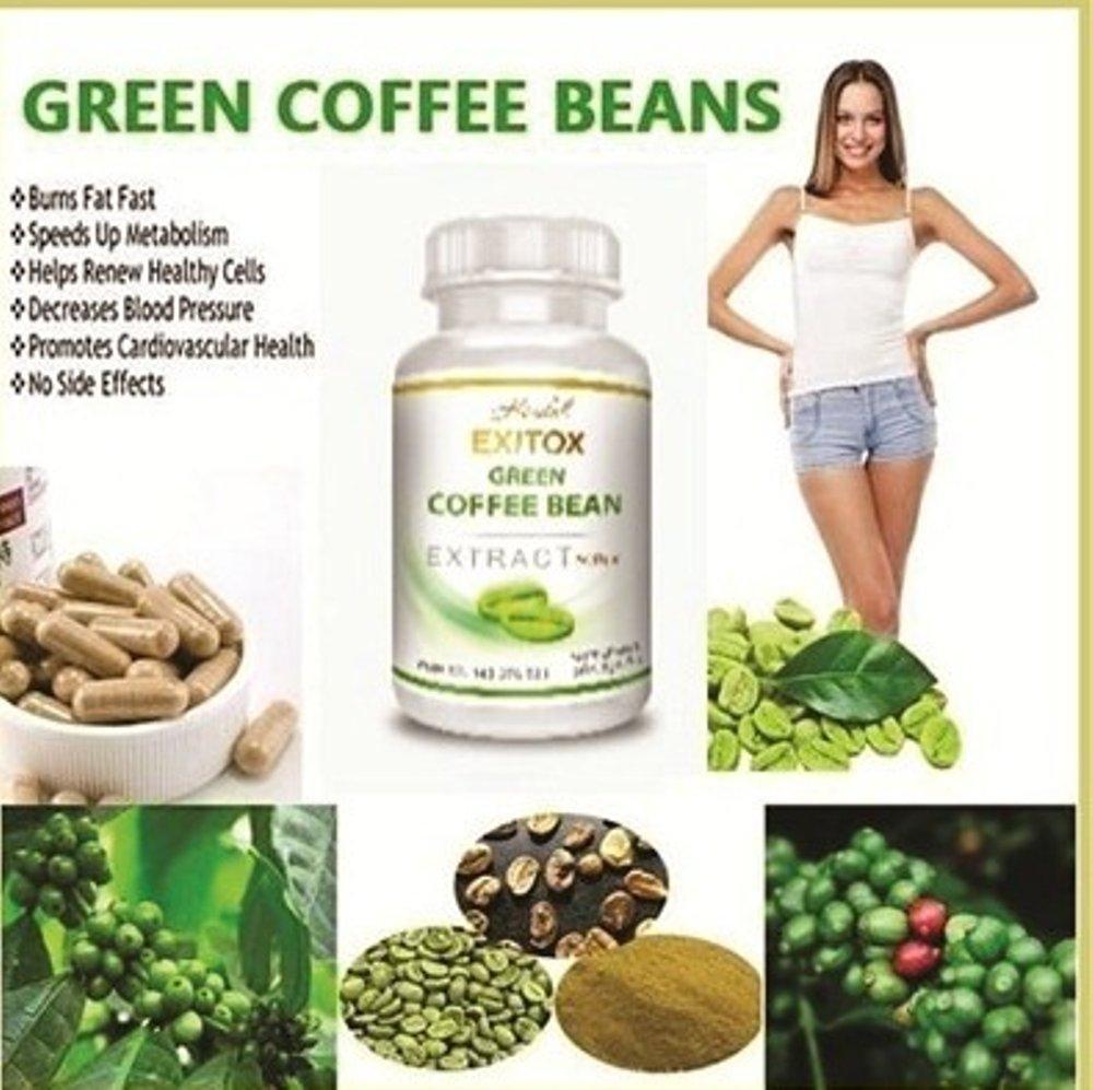 Green Coffee Bean Kopi Hijau Lazada 1000 Asli Obat Exitox Hendel Original