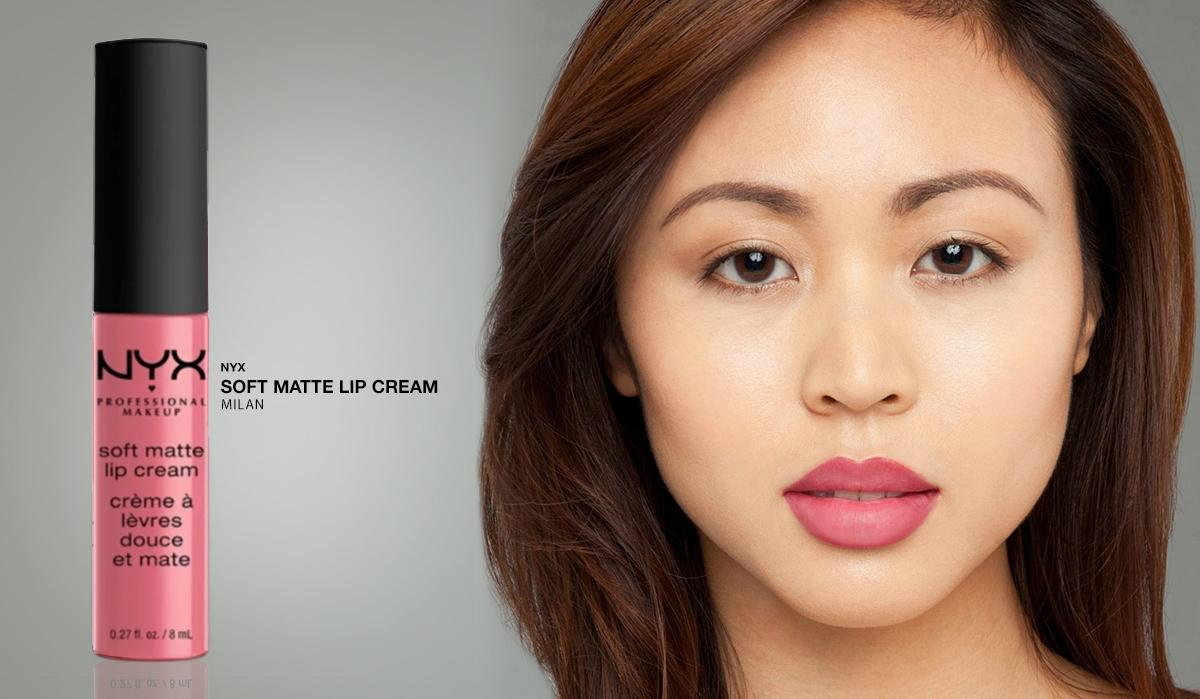 Nyx Professional Makeup Soft Matte Lip Cream 11 Milan Lipstik Wardahhh