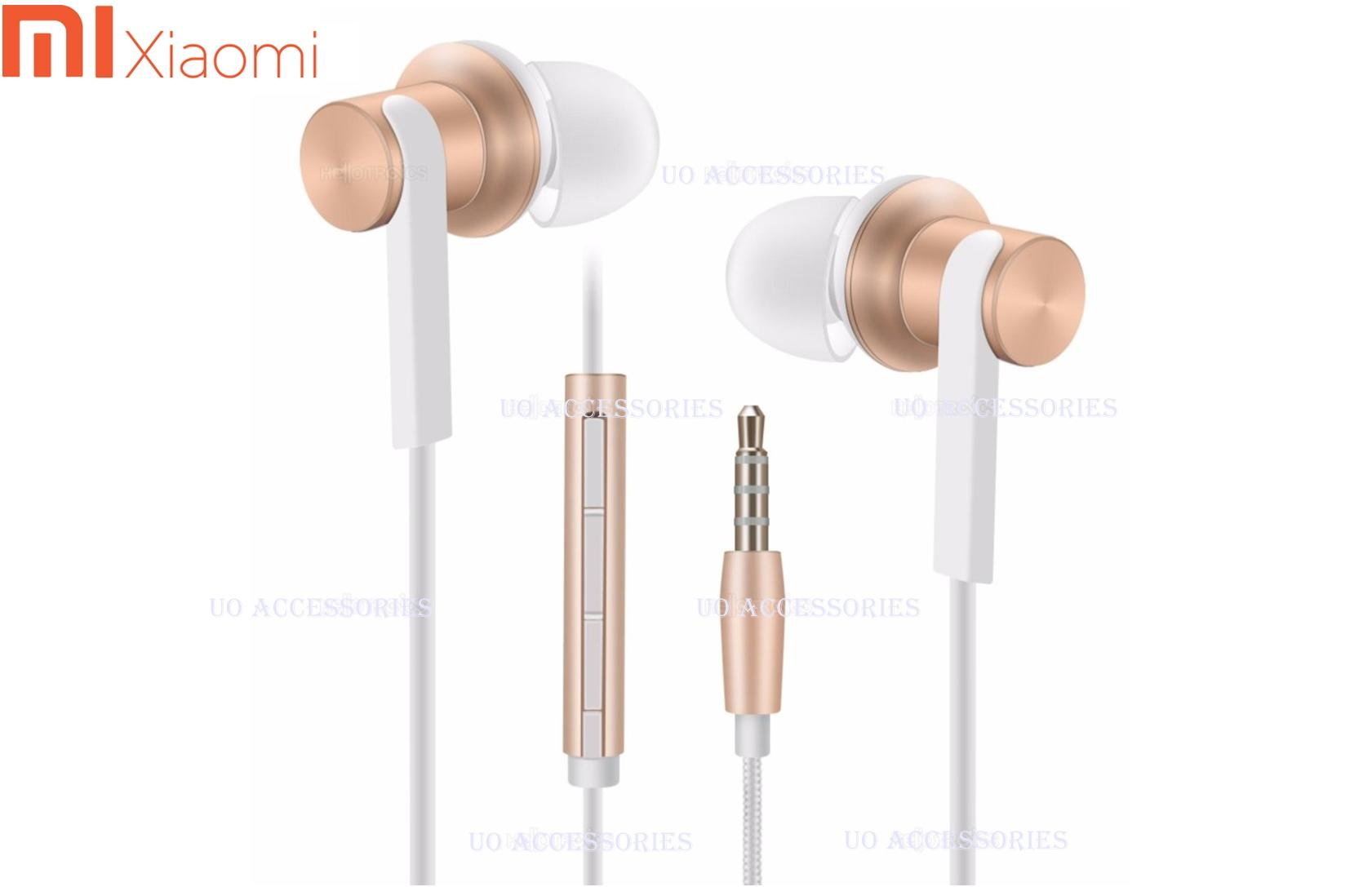Xiaomi Mi Piston 4 Hybrid Dual Drivers Earphones Headset Xiaomi Original