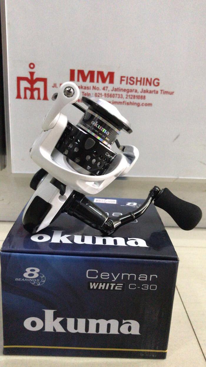 Reel Okuma Ceymar C-30 8BB - eXW9ob