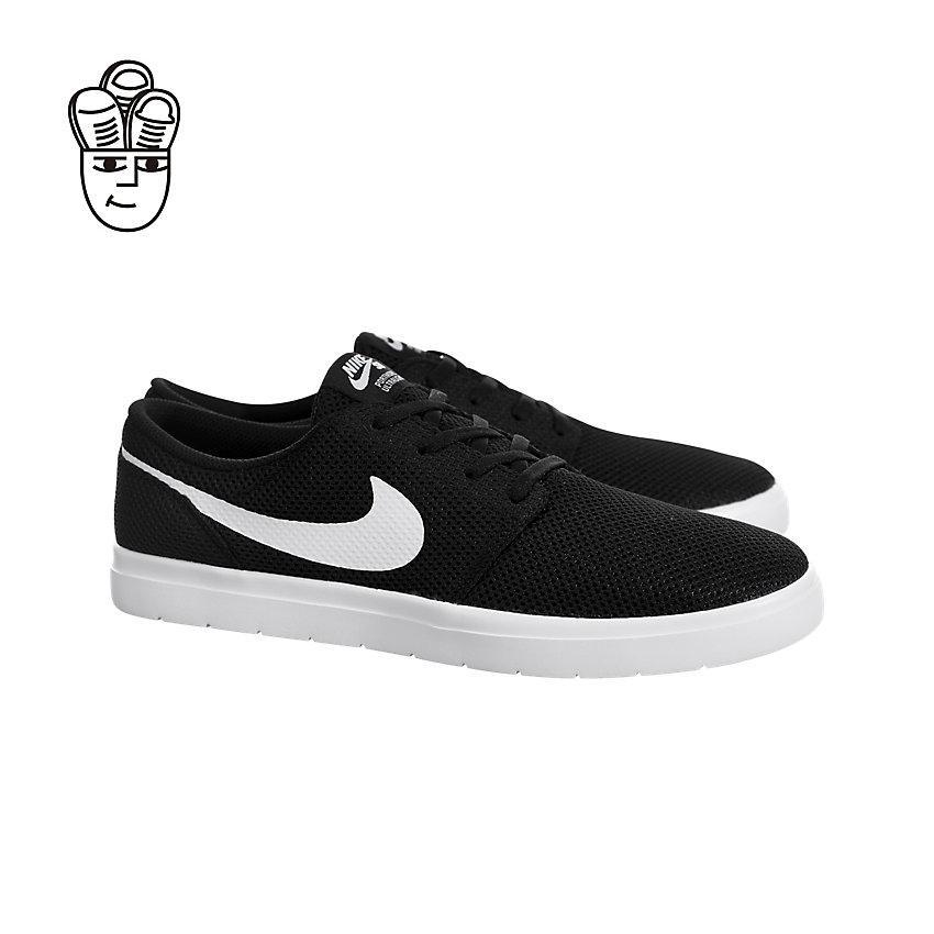 Nike SB Portmore II Ultralight Skateboard Shoes Men 880271-010 -SH