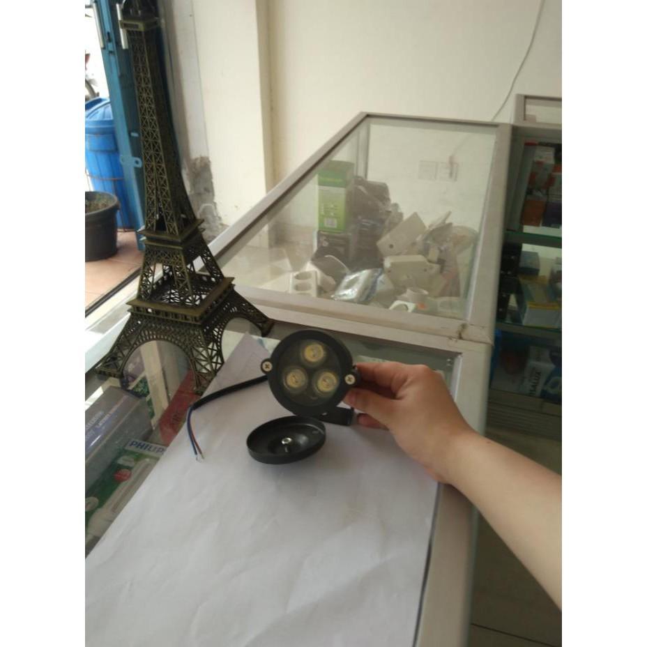 BEST SELLER!!! Lampu Taman-Lampu Sorot Taman-Led Spotlight-Led Lawn Spotlight 3W