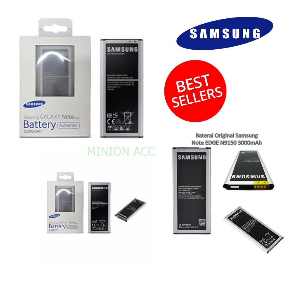Samsung Baterai / Battery Galaxy Note Edge Original - Kapasitas 3000mAh
